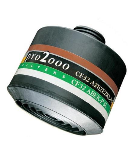 Scott Pro2000 CF32 A2B2E2K2-P3 R D kombifilter