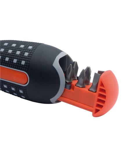 Bahco 808050 bits-skralde-skruetrækker