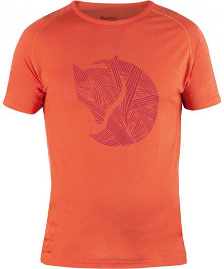 Fjällräven Abisko Trail T-shirt Print