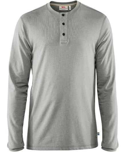 Fjällräven Greenland Re-Cotton Buttoned LS trøje