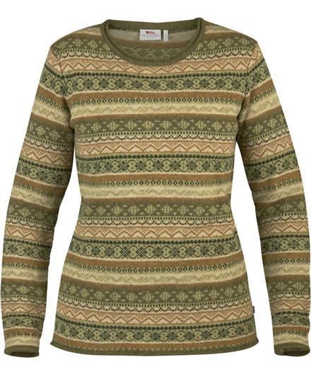 Fjällräven Övik Folk Knit Sweater W.