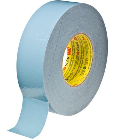3M 8979 blå lærredstape