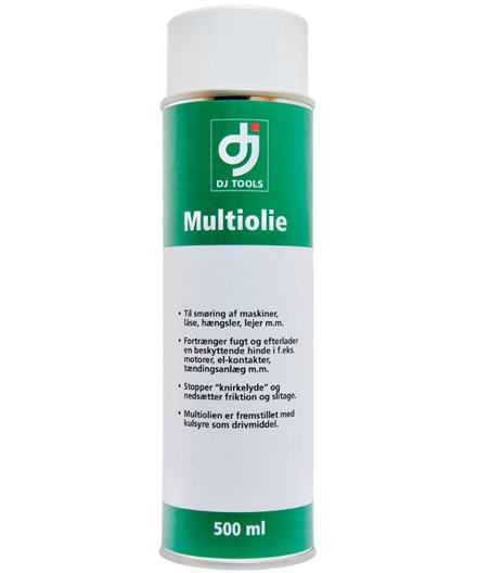DJ Tools multiolie 500 ml