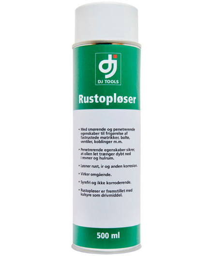 DJ Tools rustopløser 500 ml