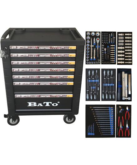 BaTo værktøjsvogn 132 dele