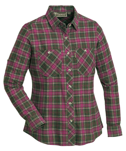 Pinewood Felicia skjorte