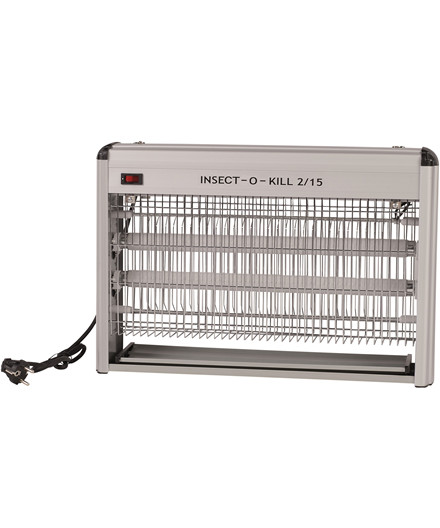 Elektrisk fluefanger 2x15W