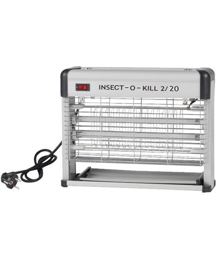 Elektrisk fluefanger 2x20W