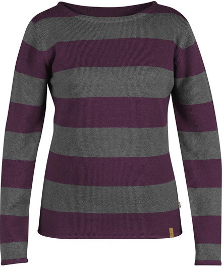 Fjällräven Kiruna Knit Striped Sweater W.