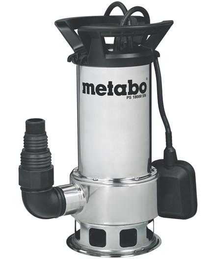 Metabo Spildevandspumpe PS 18000 SN