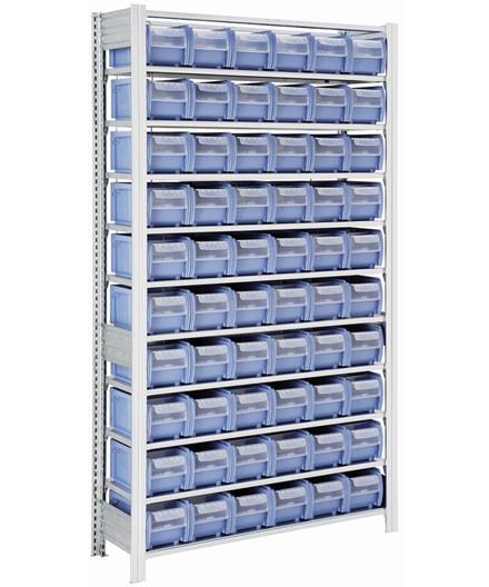 Bito plukkereol 1850x1000x400 m/ 60 CTB kasser