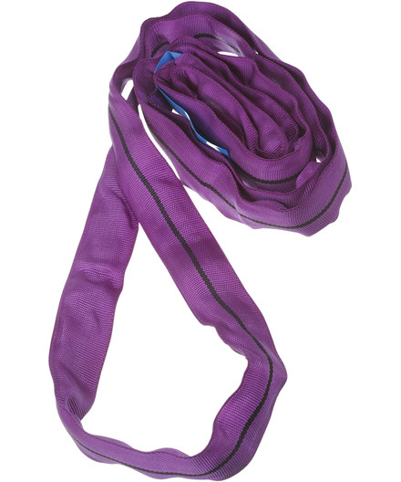 Rundsling violet 1 m - maks. 1000 kg