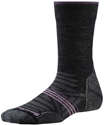 Smartwool Women's PhD Outdoor Light Crew sokker
