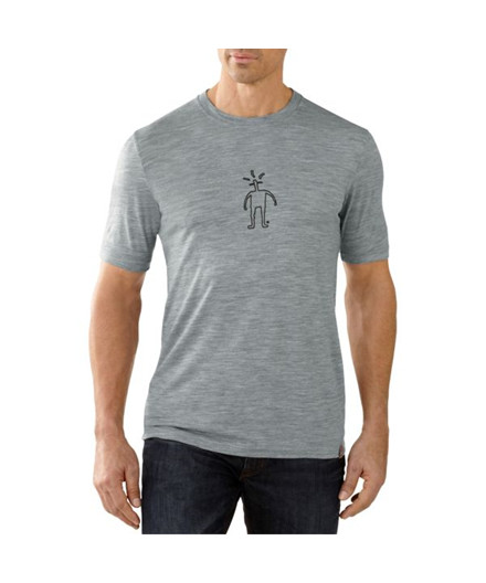 Smartwool Lil Guy Sport kortærmet T-shirt