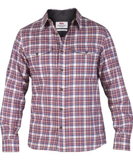 Fjällräven Sarek Flannel LS skjorte