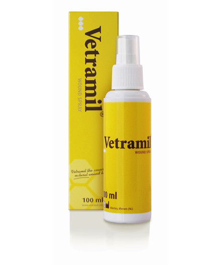 Vetramil honningspray 100 ml