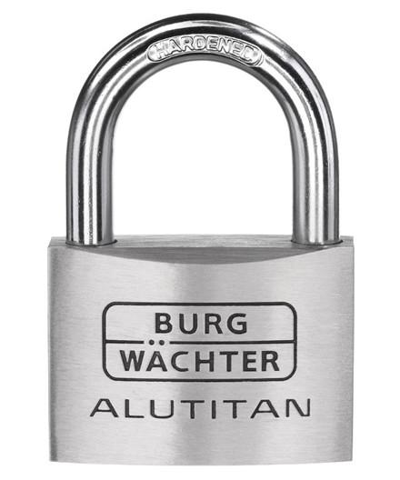 Burg Wächter Alutitan hængelås 60 mm