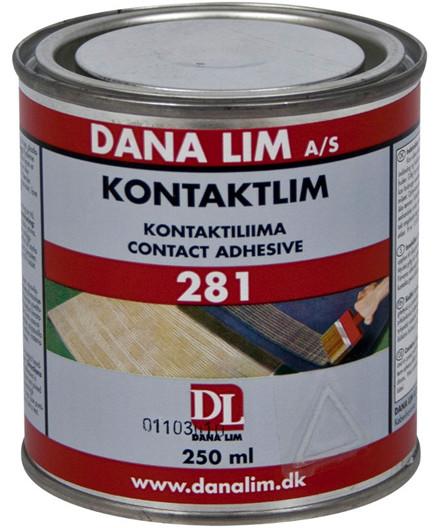 Dana Lim kontaktlim 281 - 250 ml