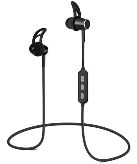 Hypergear MagBuds Trådløse høretelefoner Sort