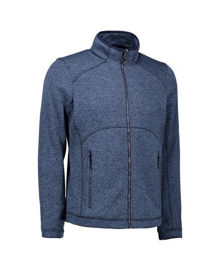ID melange fleece - herre