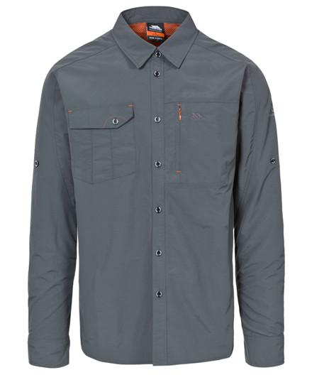Trespass Darnet langærmet skjorte