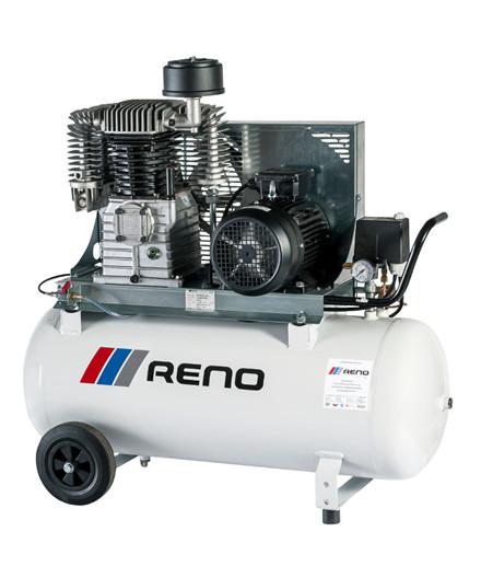 Reno 500/90 trefaset stempelkompressor