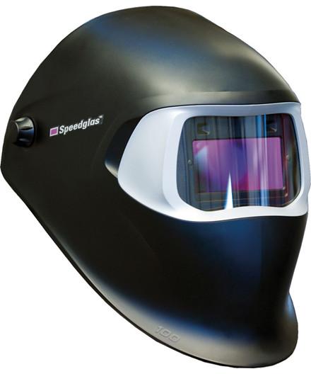 3M Speedglas 100V svejseskærm - sort
