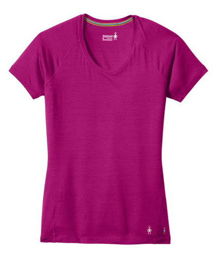 Smartwool Women's Merino 150 Baselayer Pattern Short Sleeve T-shirt