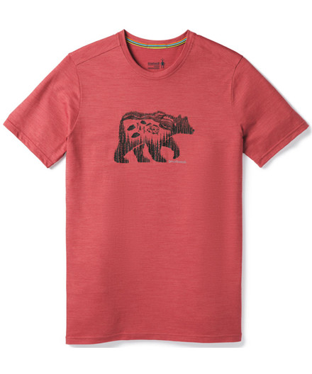 Smartwool Men's Merino Sport 150 Bear Camp T-shirt