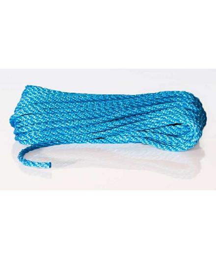 Polyreb blå Ø10 mm - 20 meter