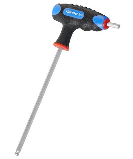 Thürmer stiftnøgle m/ T-greb - 5 mm