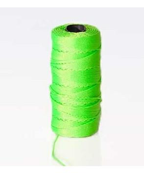 Mursnor i nylon grøn - 120 meter