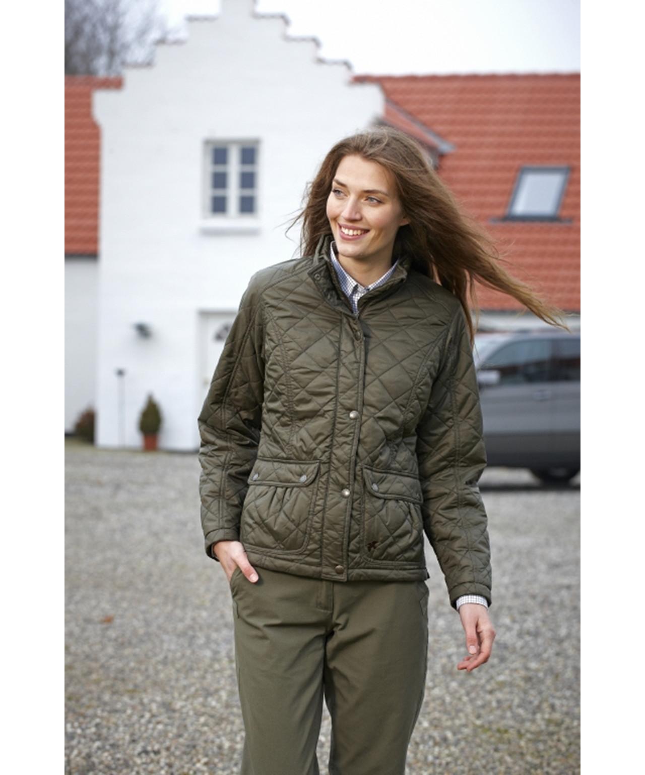 c3c0ac11429 Seeland Cottage Quilt Lady jakke - fritidsjakke