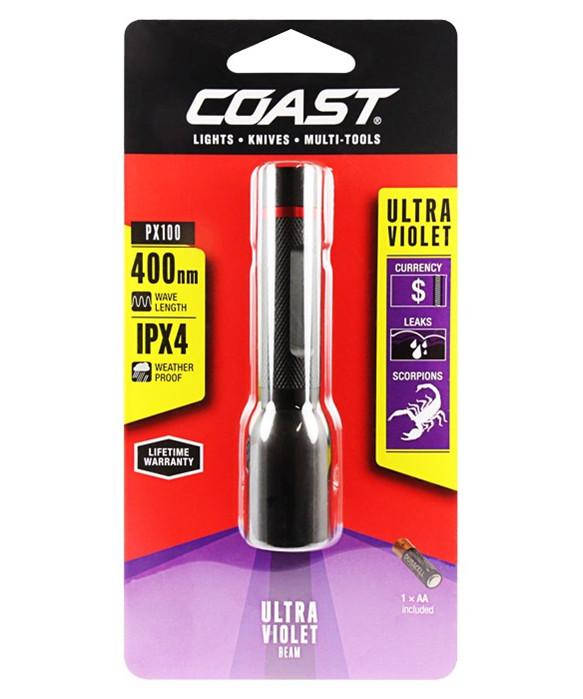 Cool Coast PX100 UV lygte PV84