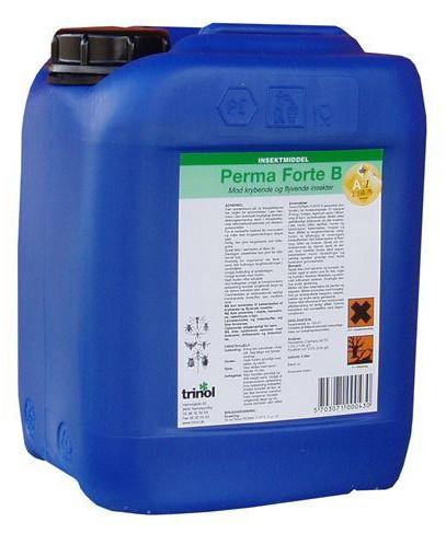 Enormt Perma Forte B insektmiddel 5L HV49