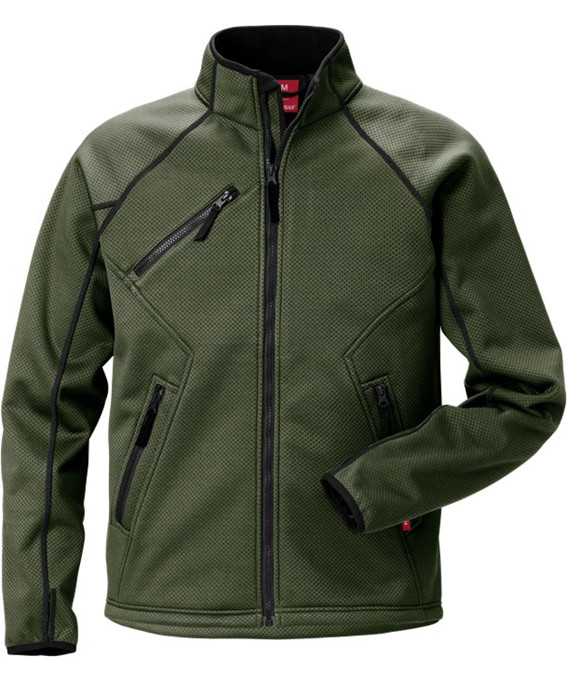 df360b61f07 Kansas gen y stretch softshell jakke