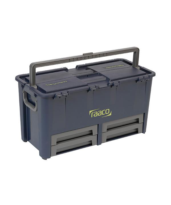 Raaco Compact 62 værktøjskasse