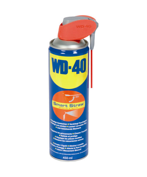 wd 40 multispray 450 ml med smart straw. Black Bedroom Furniture Sets. Home Design Ideas