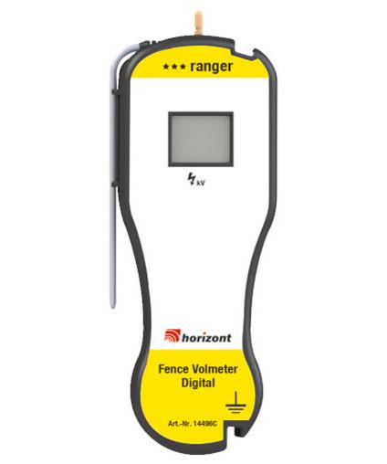 Lækker Digitalt voltmeter PW-32