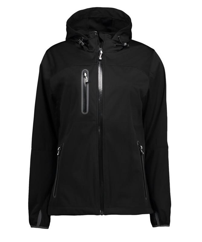 b88c3faa487 ID letvægts dame softshell jakke