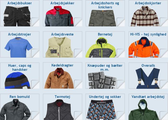 b719a2ce Arbejdstøj » Køb dit arbejdstøj online her!