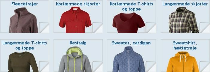 faff4b8c Dametrøje og dameskjorte - Køb fritidstøj til kvinder her!