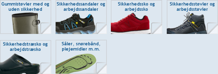 fd79ee8b Arbejdsfodtøj, arbejdssko & sikkerhedssko