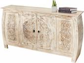 2-trg. Sideboard MOLLLY aus Akazie massiv, Breite 166 cm