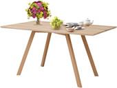 Moderner Esstisch ADRIAN aus Holzwerkstoff, 120 cm Breite