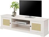 2-trg. TV-Lowboard LIEBKE Kiefer gebeizt geölt, 175 cm breit