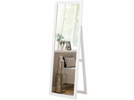 Standspiegel JULIA 180 cm in weiß