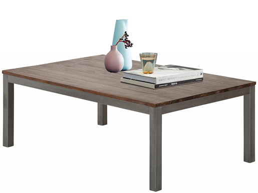 Tisch KELLY 110x70 cm aus Akazienholz in braun