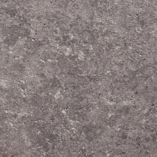 Runder Esstisch TROMPET Durchmesser 110 cm Zement-Optik