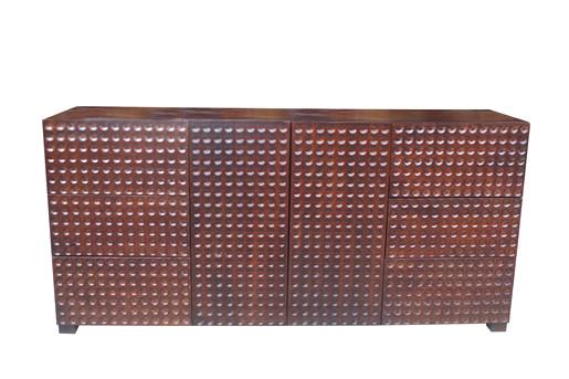 2-trg. Sideboard AKIRA aus Mangoholz, Breite 180 cm